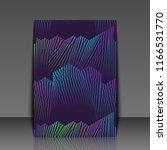 colorful musical iillustration. ...   Shutterstock . vector #1166531770