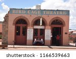 Tombstone  Az.  U.s.a. August...