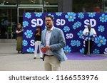 orebro  sweden   august 24 ... | Shutterstock . vector #1166553976