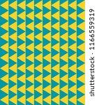 minimal vector cover. triangles ... | Shutterstock .eps vector #1166559319