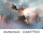 3d Illustration Of A Knight...