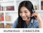 communication support  contact... | Shutterstock . vector #1166621206