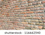 detailed view at a seamless... | Shutterstock . vector #116662540