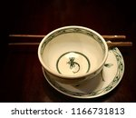 vietnamese porcelain   hue...   Shutterstock . vector #1166731813