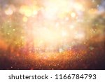 blurred abstract photo of light ... | Shutterstock . vector #1166784793