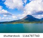 beautiful cinematic aerial view ...   Shutterstock . vector #1166787760