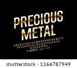 vector glossy precious metal...