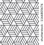 vector seamless pattern.... | Shutterstock .eps vector #1166805676
