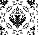 classic seamless vector pattern.... | Shutterstock .eps vector #1166810743