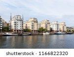 stockholm  sweden   aug 23 ... | Shutterstock . vector #1166822320