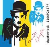 Charlie Chaplin Vector...