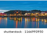North West Scotland Town Of...