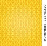 vector diamond abstract... | Shutterstock .eps vector #116701690