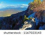 russia. adygea. lagonak... | Shutterstock . vector #1167023143