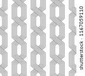 vector seamless texture. modern ... | Shutterstock .eps vector #1167059110