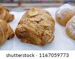 white  sesame  seeds.   Shutterstock . vector #1167059773