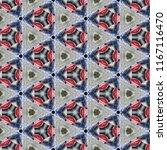 pattern background geometric | Shutterstock . vector #1167116470