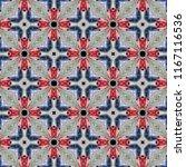 pattern background geometric | Shutterstock . vector #1167116536