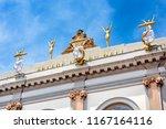 spain  catalonia  figueres ... | Shutterstock . vector #1167164116