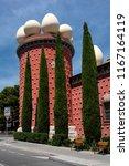 spain  catalonia  figueres ... | Shutterstock . vector #1167164119