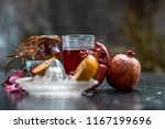 close up of herbal face pack of ...   Shutterstock . vector #1167199696