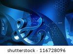 digital illustration of zodiac...   Shutterstock . vector #116728096