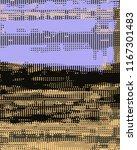 abstract grunge vector... | Shutterstock .eps vector #1167301483