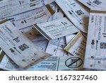 budapest  hungary   august 29 ... | Shutterstock . vector #1167327460