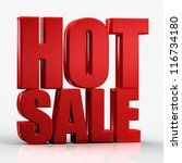 3d hot sale | Shutterstock . vector #116734180
