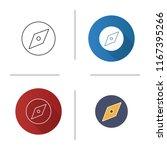 explore tool icon. gps...