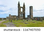 Ruins Of Roman Catholic St...