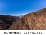 mountain pass on the road... | Shutterstock . vector #1167467863