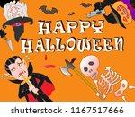 murder of terror done on the... | Shutterstock .eps vector #1167517666