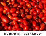 fresh red  tomato background as ...   Shutterstock . vector #1167525319