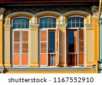 front view of traditional... | Shutterstock . vector #1167552910