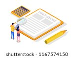 user manual  guide  instruction ... | Shutterstock .eps vector #1167574150