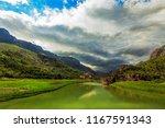 landscape of the euphrates...   Shutterstock . vector #1167591343