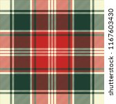 fabric texture check plaid... | Shutterstock . vector #1167603430