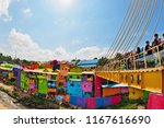 malang  indonesia   july 12 ... | Shutterstock . vector #1167616690