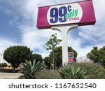 los angeles  july 21  2018 ... | Shutterstock . vector #1167652540