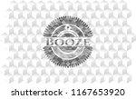 booze grey badge with geometric ... | Shutterstock .eps vector #1167653920