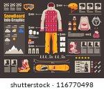 creative winter sport info...   Shutterstock .eps vector #116770498