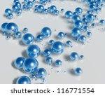 3d bubbles | Shutterstock . vector #116771554