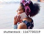 outdoor close up portrait of ... | Shutterstock . vector #1167730219