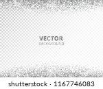 sparkling glitter border  frame.... | Shutterstock .eps vector #1167746083