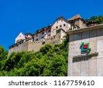 bank building of... | Shutterstock . vector #1167759610