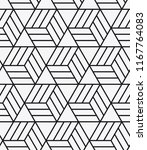 vector seamless pattern.... | Shutterstock .eps vector #1167764083