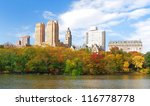 new york city manhattan central ... | Shutterstock . vector #116778778
