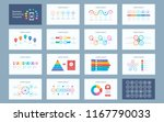 abstract business marketting... | Shutterstock .eps vector #1167790033
