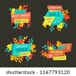 best choice exclusive offer... | Shutterstock .eps vector #1167793120